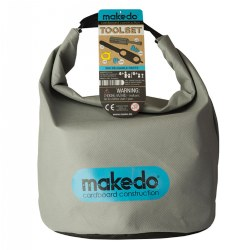 Makedo® Deluxe Tool Set - 360 Piece Set
