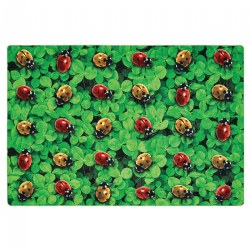 Ladybug Seating Carpet