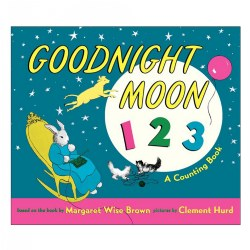 Goodnight Moon 123 - Board Book