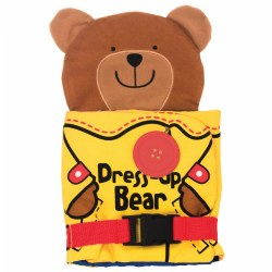 Dress Up Bear Learning Toy
