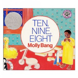 Ten, Nine, Eight - Board Book