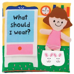What Should I Wear Cloth Book