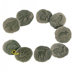 Woodland Footprints™ - Set of 8