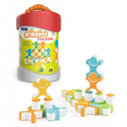 Grippies® Stackers - 24 Piece Set