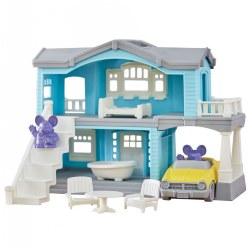 Multi-Leveled House Play Set