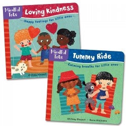 Mindful Tots Board Books - Set of 2