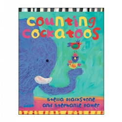 Counting Cockatoos - Board Book