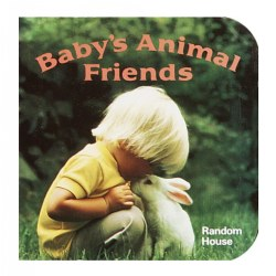 Baby Animal Friends - Board Book