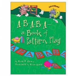 A-B-A-B-A- a Book of Pattern Play - Paperback