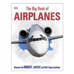 The Big Book of Airplanes - Hardcover