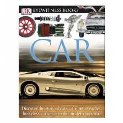 DK Eyewitness Books: Car - Hardcover