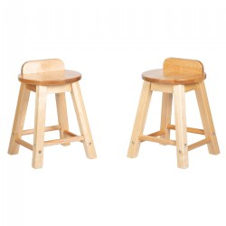 Sense of Place Kitchen Island Stools - Set of 2
