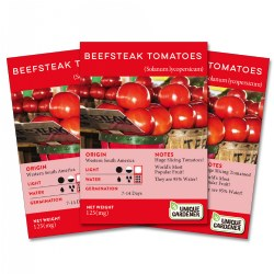 Beefsteak Tomato Seeds 3-Pack