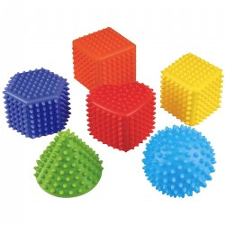 Sensory Shapes - Set of 6