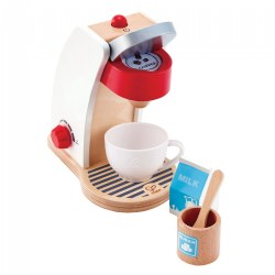 My Coffee Machine Wooden Dramatic Role Play and Pretend Play Prop for Kits