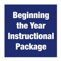 Beginning the Year Instructional Package