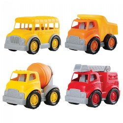 Super Wheels Combo - Set of 4