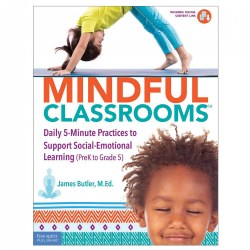 Mindful Classrooms - Paperback