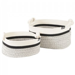 Boho Baskets - Set of 2