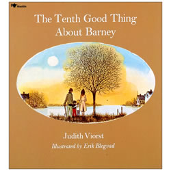 Tenth Good Thing About Barney - Paperback