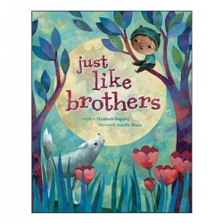 Just Like Brothers - Paperback