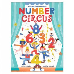 Number Circus - Hardcover