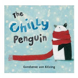 The Chilly Penguin - Board Book