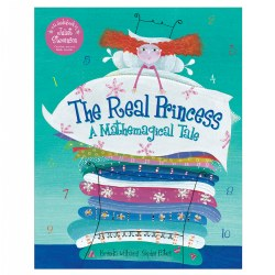 The Real Princess: A Mathemagical Tale - Paperback
