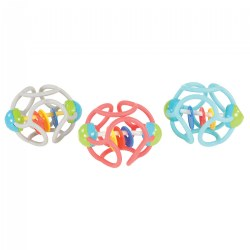 Bolli Rattle Ball Set - Set of 3