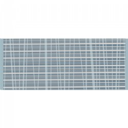 Sense of Place Carpet Runner - Blue - 2' x 8'