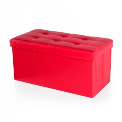 Storage Bench - Red