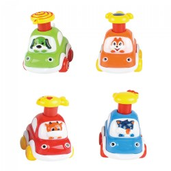 Mighty Racers - Set of 4