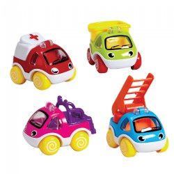 Mighty Minis - Set of 4