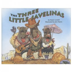 The Three Little Javelinas - Hardcover