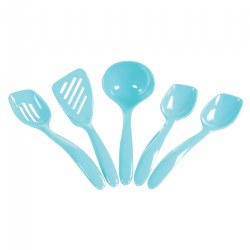 Child-Size Serving Utensils - Set of 5