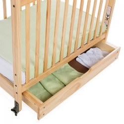 Safe and Sound Crib Drawer Kit