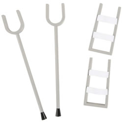 Inclusion Doll Equipment - Leg Braces & Crutches