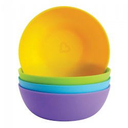 Multicolor Bowls - Set of 4