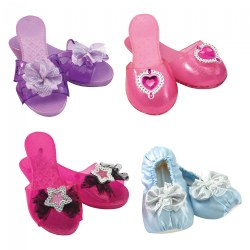 Role Play Dress-Up Shoes - 4 Pairs
