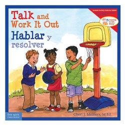 Talk and Work It Out / Hablar y resolver - Bilingual Paperback