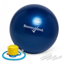 No Roll Balance Ball - Outlet for Excess Energy Increasing Focus