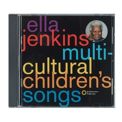 Ella Jenkins Multi-Cultural Music (CD)