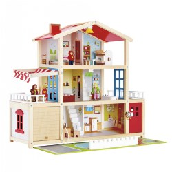 Family Mansion Dollhouse