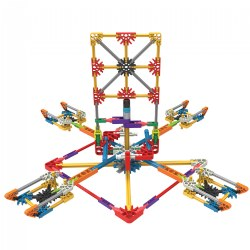 K'NEX® Imagine Creation Zone Building Set - 417 Pieces