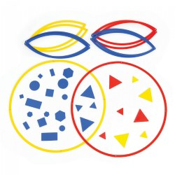 Grouping Circles - Set of 6