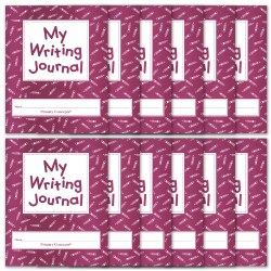 My Writing Journal - Set of 12