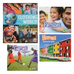 Global Diversity Book Set A