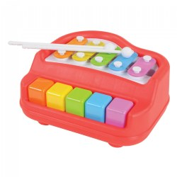 Toddler 2-in-1 Piano and Xylophone