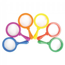 Magnifiers - Set of 6
