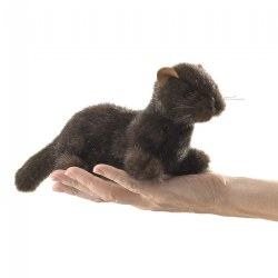 Mini Mink Finger Puppets - Set of 4